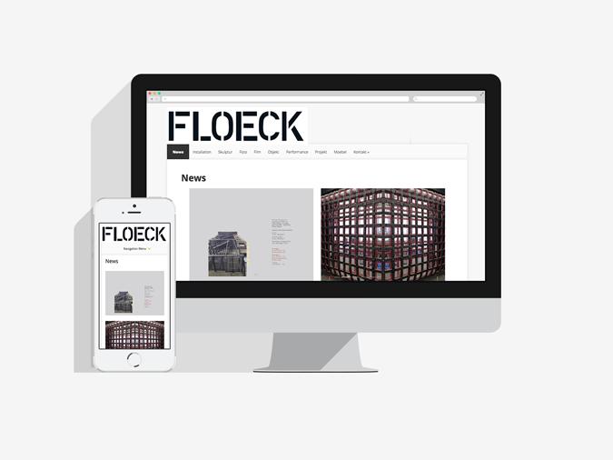Relaunch einer Künstler Homepage